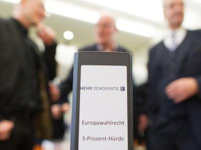 Bei Europawahlen kann jeder Mitgliedstaat die Details des Wahlrechts selbst regeln. Foto: Uwe Anspach