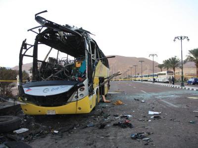 Buswrack nach Anschlag