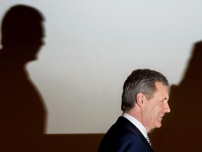 Musste sich wegen Vorteilsannahme im Amt verantworten: Ex-Staatsoberhaupt Christian Wulff. Foto: Julian Stratenschulte/Archiv