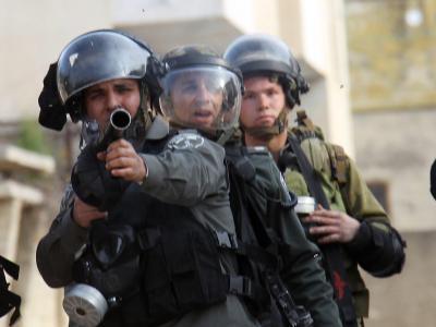 Israelische Sicherheitskräfte sollen Palästinenser absichtlich getötet haben, heißt es in einem Amnesty-Bericht - Israel weist die Vorwürfe scharf zurück. Foto: Alaa Badarneh/Archiv