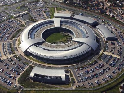 Die britische Geheimdienstzentrale in Cheltenham. Foto: GCHQ/British Ministry Of Defen
