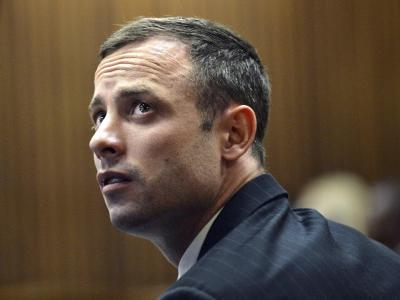 Pistorius im Gerichtssaal