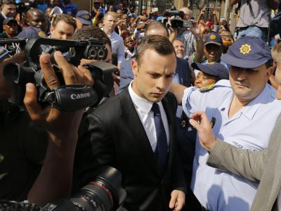 Erste Woche im Pistorius-Prozess geht zu Ende