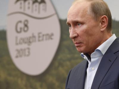 Der G8-Gipfel in Sotschi findet nicht statt. Stattdessen treffen sich die Staats- und Regierungschefs der sieben führenden Industrienationen im Juni ohne Wladimir Putin in Brüssel. Foto: Matt Dunham/Archiv