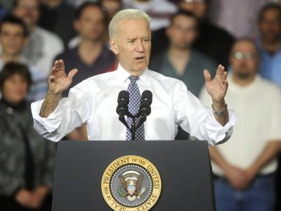 US-Vizepräsident Joe Biden reist nach Kiew. Foto: Vincent Pugliese