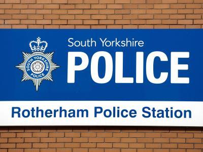 Polizei in Rotherham