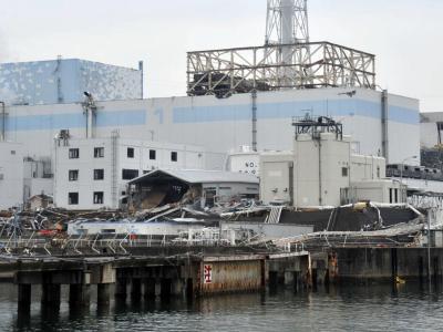 Atomruine Fukushima