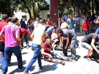 Anschlag in Suruc