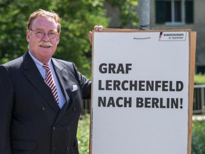 Philipp Graf von und zu Lerchenfeld