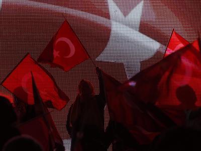 T�rkische Flaggen