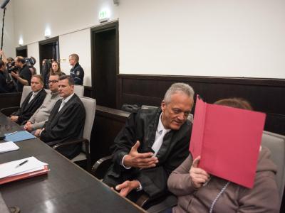 Mordprozess in Paderborn
