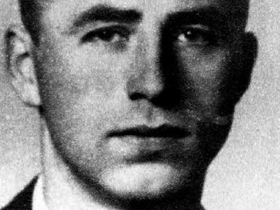 Mit diesem Bild des NS-Verbrechers Alois Brunner aus dem Jahr 1940 fahndeten die Staatsanwaltschaften Köln und Frankfurt nach dem «Ingenieur der Endlösung». Foto:Polizei
