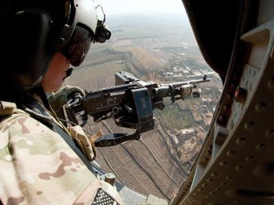 Luftkrieg in Afghanistan