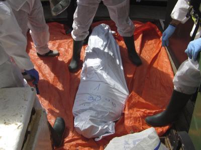 Flüchtlingskatastrophe im Mittelmeer
