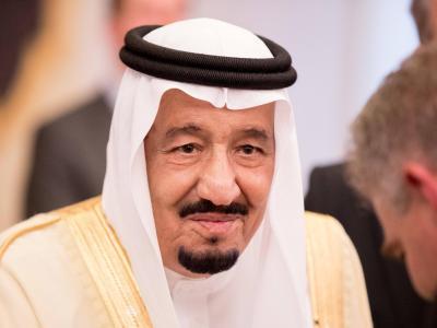 Der König des Königreichs Saudia-Arabiens, Hüter der Heiligen Stätten, Salmanbin Abdelasis al-Saud. Foto: Kay Nietfeld