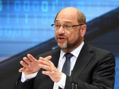 SPD-Kanzlerkandidat Martin Schulz stößt mit seinem Zukunfstplan auf Kritik. Foto: Maurizio Gambarini