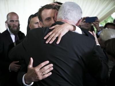 Netanjahu bezeichnete die Einladung zu der Gedenkveranstaltung als eine «sehr, sehr starke Geste». Foto: Kamil Zihnioglu