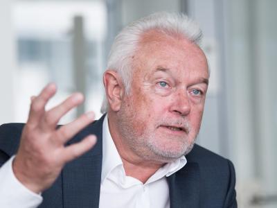 Das ist der stellvertretende FDP-Vorsitzende Wolfgang Kubicki. Foto: Daniel Naupold