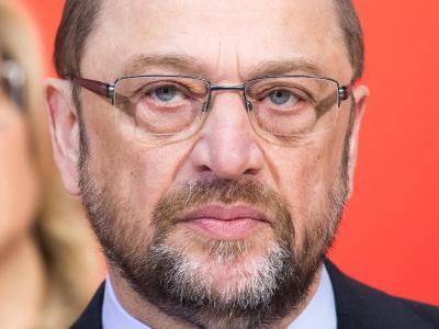 Ernste Miene:SPD-Kanzlerkandidat Martin Schulz und seine Partei rutschen in den Umfragen immer weiter ab. Foto: Michael Kappeler