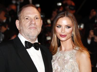 Nach übereinstimmenden Medienberichten soll sich Georgina Chapman von Harvey Weinstein getrennt haben. Foto: Ian Langsdon