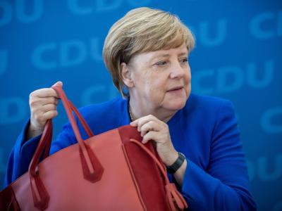Merkel in Berlin