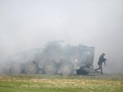 Auf einem Truppenübungsübungsplatz im Kreis Plön sollen zwei Soldatinnen sexuell missbraucht worden sein. Foto: Christian Charisius