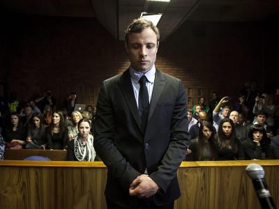 Die Staatsanwaltschaft hatte die im Juli 2016 gegen Pistorius verhängte Haftstrafe als «schockieren milde» bezeichnet und Berufung eingelegt. Foto: Stringer