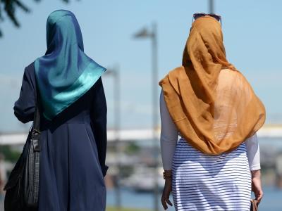 Islamische Frauenkleidung