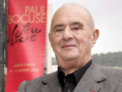 Starkoch Paul Bocuse