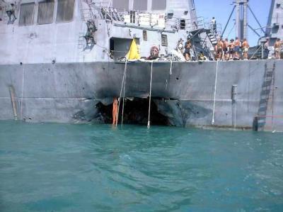 Beim Anschlag auf das US-Kriegsschiff «USS Cole» waren vor elf Jahren 17 Amerikaner ums Leben gekommen.