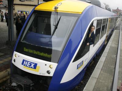 Bahnkonkurrent Veolia