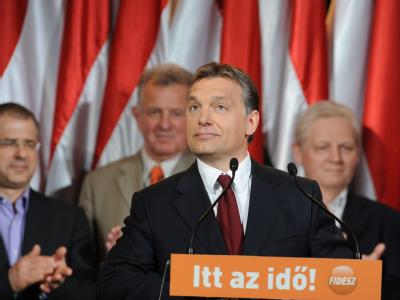 Viktor Orban siegt in Ungarn