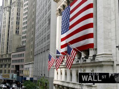 Die Wall Street in New York (Archivbild): US-Regierung und Opposition müssen sich bis zum 2. August auf eine Erhöhung der Schuldenobergrenze einigen - ansonsten droht der größten Volkswirtschaft der Welt die Zahlungsunfähigkeit.