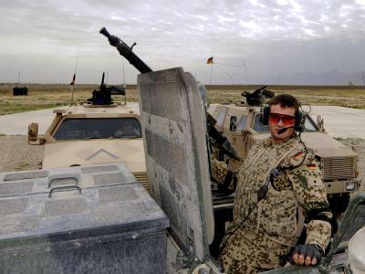 Der Bundeswehrverband dankte Verteidigungsminister Guttenberg für seine Worte: