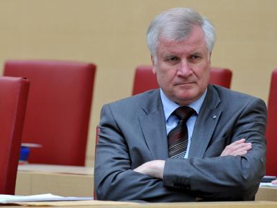 CSU-Chef Horst Seehofer: Bis September «wird die CSU mit eiserner Konsequenz keine Mehrwertsteuerdebatte führen».