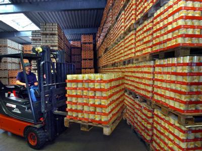Das Europaparlament hat sich klar gegen eine Ampel-Kennzeichnung von Fertiggerichten, Snacks und Limonaden kommt nicht. (Symbolbild)