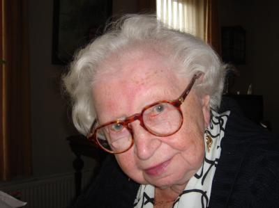 Miep Gies ist im Alter von 100 Jahren gestorben. (Archivfoto vom Oktober 2008)