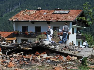 Ruine in Inzell