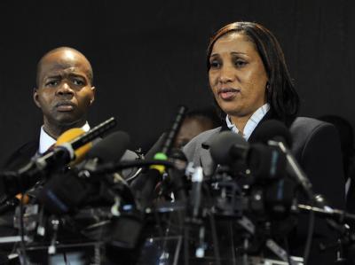 Nafissatou Diallo verlangt von Dominique Strauss-Kahn eine finanzielle Entschädigung für den «gewaltsamen und sadistischen Akt».