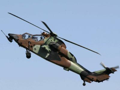 Kampfhubschrauber «Tiger»