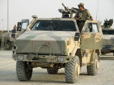 Anschläge auf die Bundeswehr in Afghanistan: Fünf Soldaten und ein afghanischer Übersetzer wurden verletzt. (Archivbild)