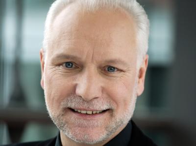 Der Sprecher der Deutschen Flugsicherung, Axel Raab. (Foto: Deutsche Flugsicherung GmbH)