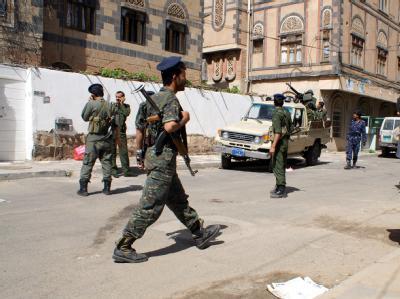 Ein amerikanisches Ehepaar ist im Jemen entführt worden. (Symbolbild)