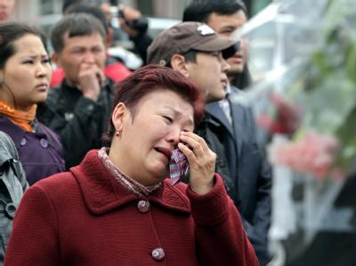 Krise in Kirgistan