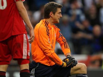 Jörg Butt war der beste Bayern-Spieler des Abends.