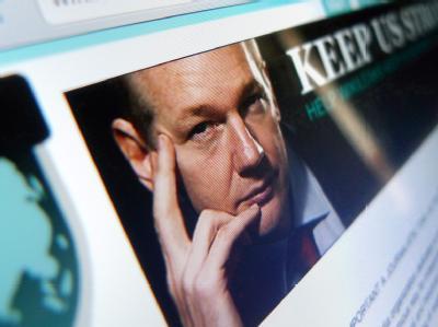 Wikileaks-Gründer Julian Assange. (Archivbild)