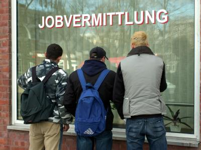 Den traurigen Rekord hält das mecklenburgische Wismar: Dort ging fast ein Viertel der Jugendlichen ohne Hauptschulabschluss ab. (Symbolbild)