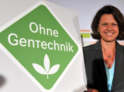 Logo «Ohne Gentechnik»