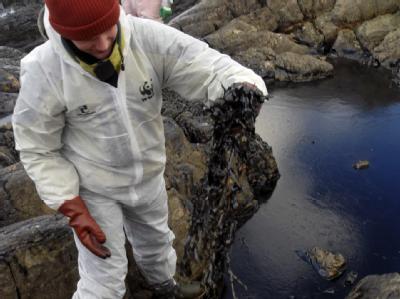 Ölpest droht in Norwegen