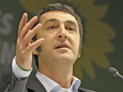 Cem Özdemir fordert eine Anhebung des Spitzensteuersatzes von 42 auf 45 Prozent. (Archivbild)